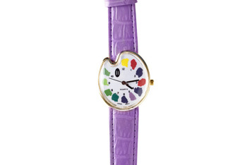 Artist palette watch from ModCloth.com, $23.99