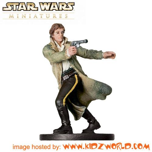 Evazan Star Wars Miniatures Universe 17//60 Dr