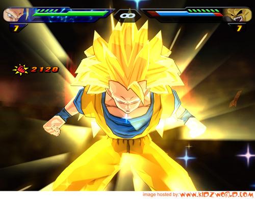 Spectrobes Video Download and Dragon Ball Z: Budokai
