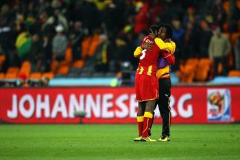 Ghana Gone