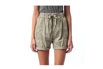 Ecote rumpled pull-on shorts from UrbanOutfitters.com, $48