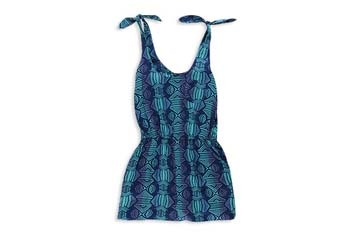 Tribal shapes woven romper from Forever21.com, $19.90
