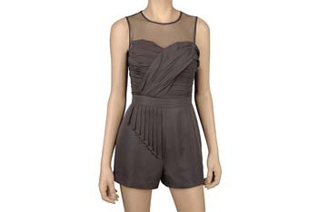 Architectural romper from Forever21.com, $32