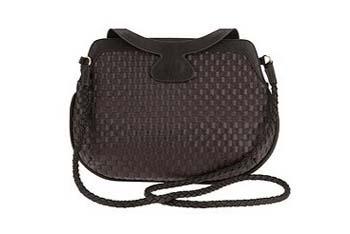 Kimchi Blue mini woven purse from UrbanOutfitters.com, $19.99