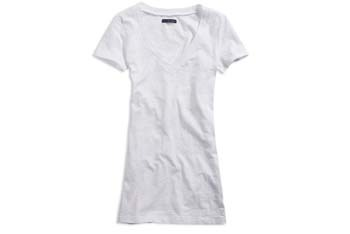 Basic V-neck tshirt from AmericanEagle.com, $15.50