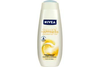 Nivea Touch of Happiness Orange Blossom Body Wash, $5.99
