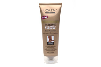 L'Oreal Sunless Sublime Glow Daily Moisturizer, $11