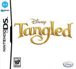 Disney Tangled: The Video Game on Nintendo DS