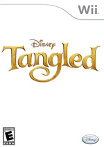 Disney Tangled: The Video Game on Nintendo  Wii