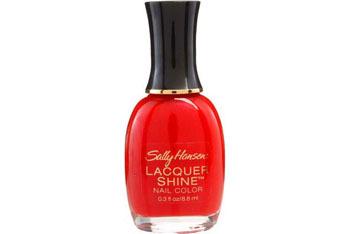 Sally Hansen Lacquer Shine nail polish in Beaming, $1.99
