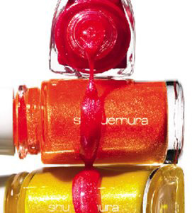 It's easy to give yourself a manicure!