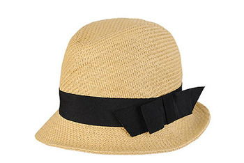 Summer fedora hat from Forever21.com, $7.80