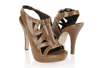 Cut out trim heels from Forever21.com, $24.80