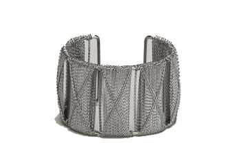 Wire wrap cuff from CharlotteRusse.com, $4