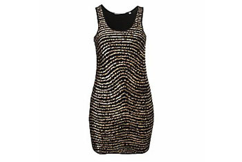 Leopard mesh vest from NewLook.com, $40