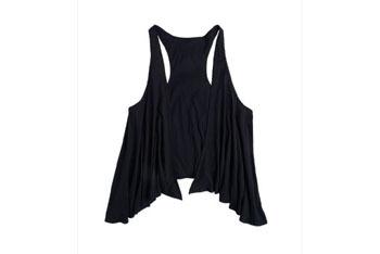 Chloe Cascade vest from Delias.com, $19.50