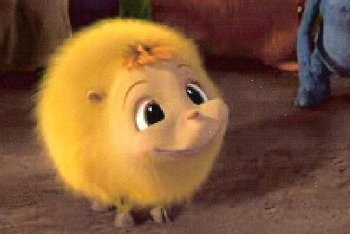 "Katie In ""Horton Hears A Who"""