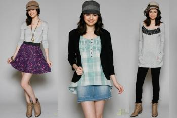 Selena Gomez Clothing Line