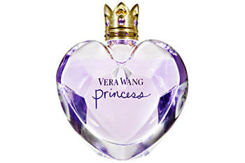 Vera Wang Princess Eau de Toilette, $45 - A gorgeous mix of water lily, apple, chocolate and vanilla!