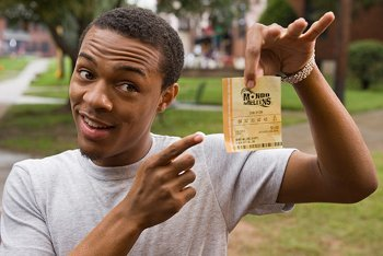 Bow Wow In Lottery Ticket