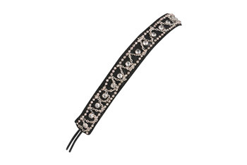 Faux diamond head band from Forever21.com, $7.80