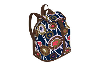 Day Trip rucksack from LeSportSac.com, $58