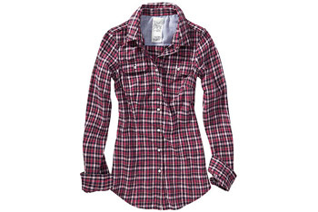 Plaid shirt from GarageClothing.com, $29