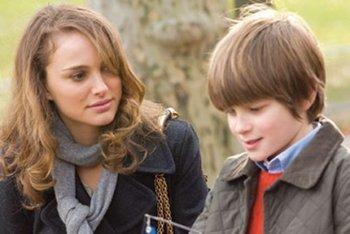 Natalie Portman And Charlie Tahan