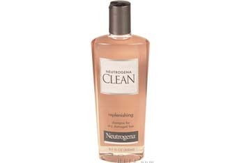 Neutrogena Clean Replenishing Shampoo and Conditioner, $4.49 ea
