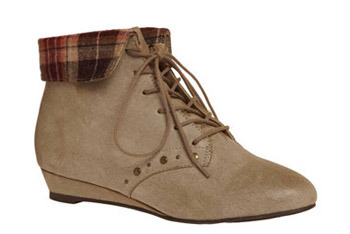 All of a stud-den boots from Modcloth.com, $79