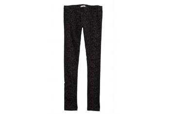 Lace leggings from Ae.com, $19