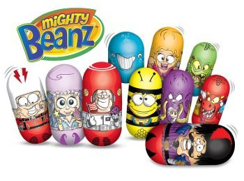Moose's Mighty Beanz Collectible Toys!