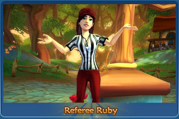 Referee Ruby's Guide to Racing
