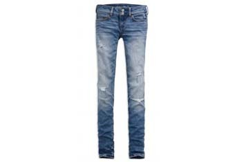 Super skinny jeans from AmericanEagle.com, $44.50
