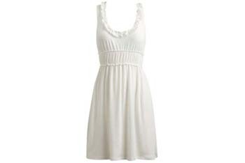 Ruffle trim dress from WetSeal.com, $16.50