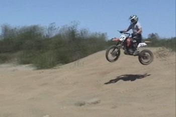 jittery jumping