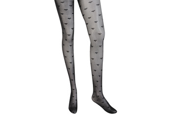 Sheer heart tights from Forever21.com, $4.80