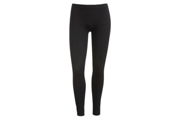 Seamless black leggings from WetSeal.com, $7.90