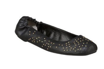 Dolce Vita studded black ballet flats from Target.com, $29.99