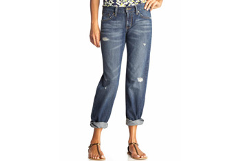 Weekend jeans from OldNavy.com, $15