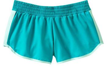 Goga-go running shorts from OldNavy.com, $15