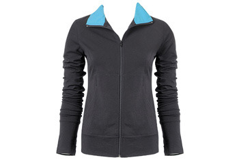 Neon collar track jacket from Forever21.com, $19.80