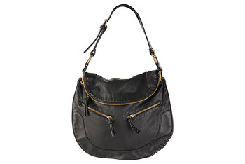 Flap down hobo bag from Forever21.com, $30.80