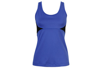 Colorblock athletic tank from Forever21.com, $17.80