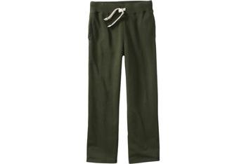Jersey fleece sweatpants from OldNavy.com, $19.50