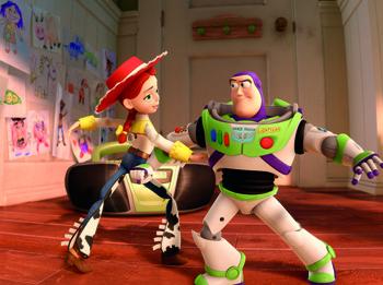Jessie and Buzz