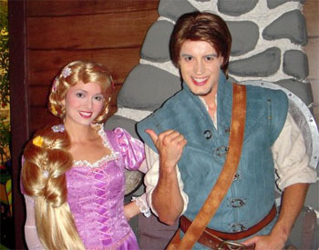 Tangled Live Action Actors