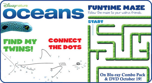 Activity Maze and Twin Dots