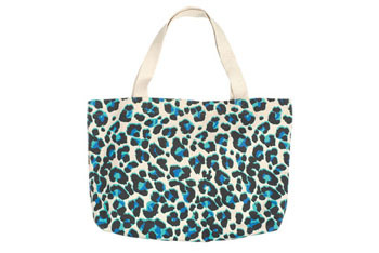 Tinsley animal print tote from Delias.com, $19.50