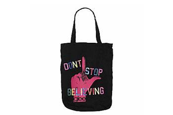 Glee shopper bag from NewLook.com, $10